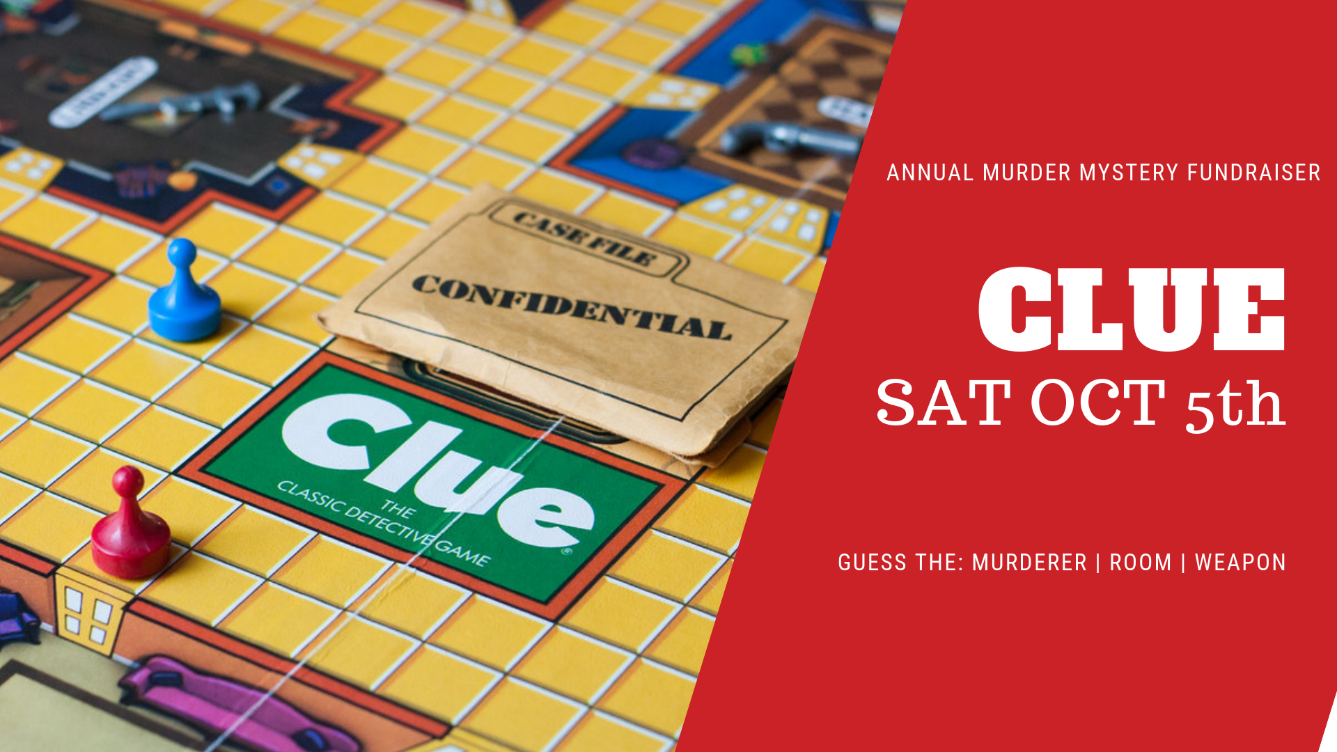 Clue FB Event